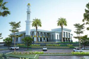 Masjid Al Hijrah Markaz Sunnah Nusantara